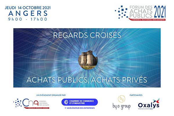 Oxalys partenaire du Forum des Achats publics 2021
